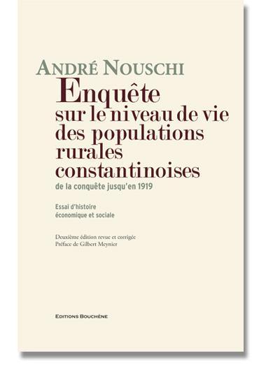 Enquête sur le niveau de vie des populations rurales constantinoises