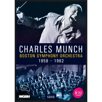 Charles Munch and the BSO