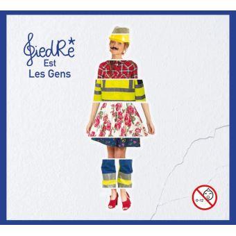 GiedRé est les gens Edition Exclusive Fnac