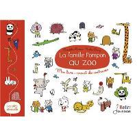 La famille pompon au zoo