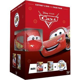 CarsCoffret Cars Le voyage d'Arlo DVD