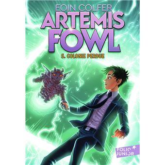 Artemis FowlColonie perdue
