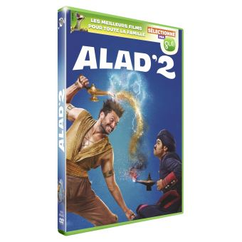Alad'2 DVD