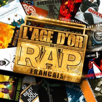 L Age D Or Du Rap Francais Coffret Digipack