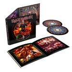 Night of the dead, legacy of the beast: live in Mexico city - Digipack 2 CDs