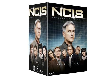 Ncis Saisons 1 à 7 Coffret Dvd Dvd Zone 2 Achat Prix Fnac