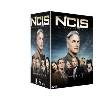 NCIS : Naval Criminal Investigative ServiceNCIS Saisons 1 à 7 Coffret DVD