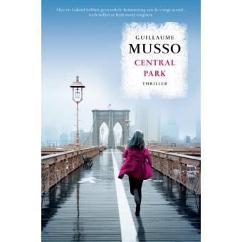 Musso Bericht Uit Parijs.Central Park Paperback Guillaume Musso Boek Alle Boeken Bij Fnac