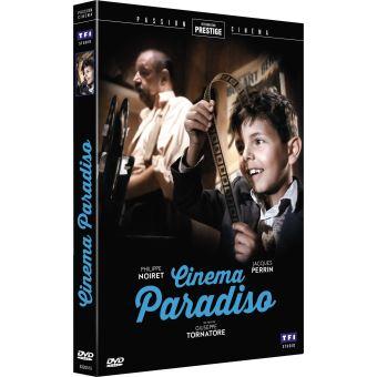 Cinéma Paradiso DVD