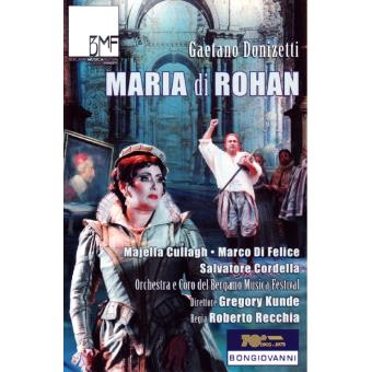 Maria di Rohan DVD