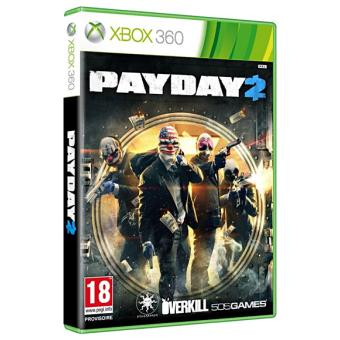 payday 2 xbox 360 jeux vid o achat prix fnac. Black Bedroom Furniture Sets. Home Design Ideas