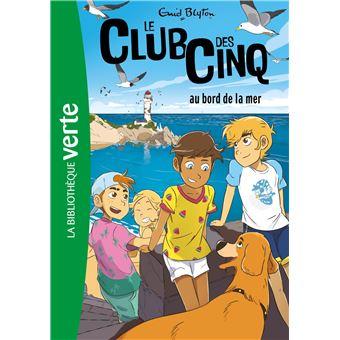 Le Club des CinqAu bord de la mer