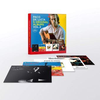 5 Original Albums Vol 2 - 5CD