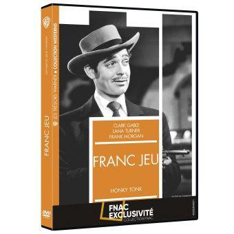 Franc jeu Exclusivité Fnac DVD