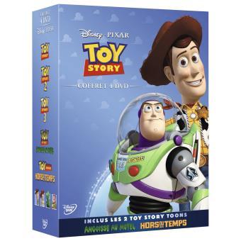 Toy StoryTOY STORY INTEGRALE-4DVD-FR