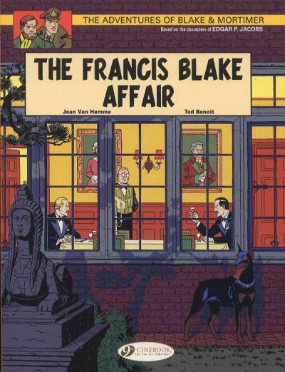Blake & Mortimer - tome 4 The Francis Blake Affair
