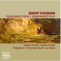 Quintette et quatuor pour piano
