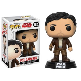 Figurine Funko Pop Star Wars Episode VIII The Last Jedi Poe Dameron