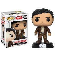 Figurine Funko Pop Star Wars Episode VIII The Last Jedi Poe Dameron