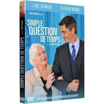 Simple question de temps DVD