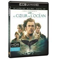 Au cœur de l'océan Blu-ray 4K Ultra HD