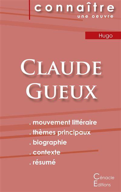Fiche de lecture Claude Gueux de Victor Hugo