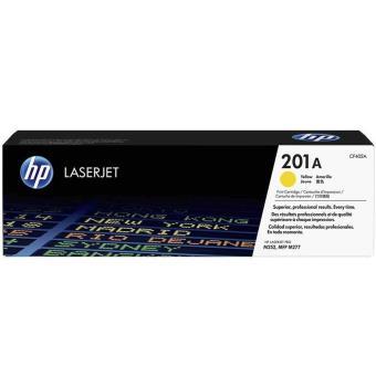 Toner Laser HP 201A Jaune