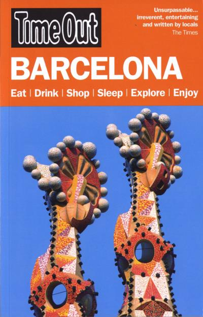 Time out guide Barcelona