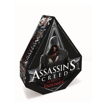 Assassin S Creed Assassin S Creed Le Jeu D Enigmes Benjamin Peylet Boite Ou Accessoire Achat Livre Fnac