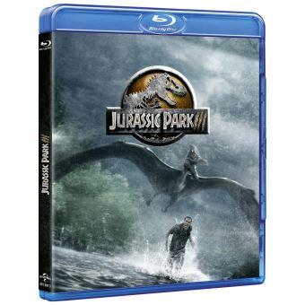 Jurassic ParkJurassic Park III Blu-ray