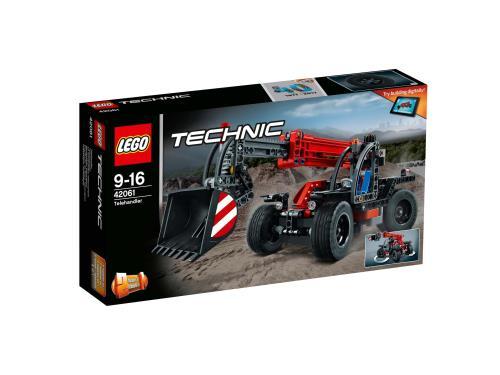 LEGO® Technic 42061 Le manipulateur télescopique