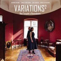 Variations 2 Œuvres pour 2 pianos et 4 mains