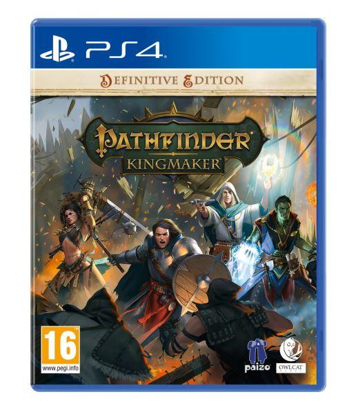 Pathfinder Kingmaker Definitive Edition PS4