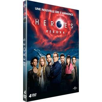 Heroes RebornHeroes Reborn Saison 1 DVD