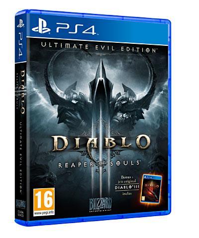 Diablo 3 Ultimate Evil Edition PS4