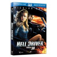 Hell Driver - Blu-Ray - Versions 2D et 3D