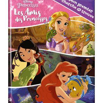 Disney Princesses Mon Premier Cherche Et Trouve