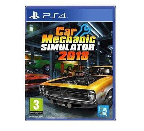 Car Mechanic Simulator 2018 PS4