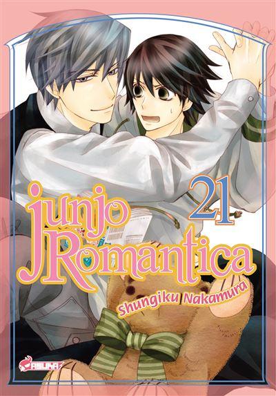 Junjo romantica - Tome 21 : Junjo Romantica