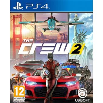 The Crew 2 MIX PS4
