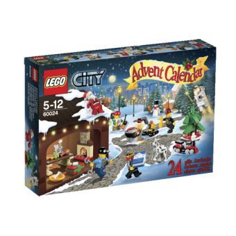 Calendrier Avent Lego City.Lego City 60024 Le Calendrier De L Avent Lego City