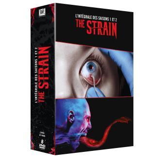 The StrainThe Strain Saisons 1 à 2 DVD