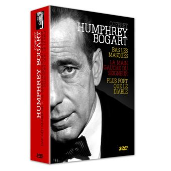 Coffret Humphrey Bogart 3 Films DVD
