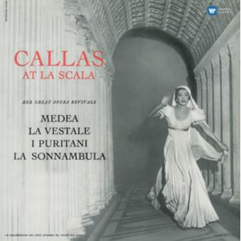 CALLAS AT LA SCALA (1955)/LP