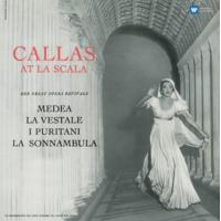 CALLAS AT LA SCALA (1955)/LP