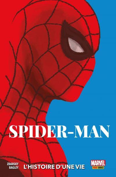 Spider-Man (2019) - L'histoire d'une vie - 9782809490244 - 15,99 €