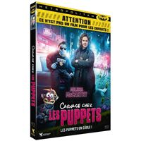 Carnage chez les Puppets DVD