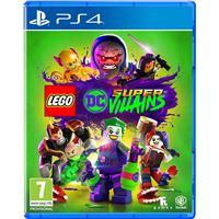 LEGO DC SUPERVILLAINS FR/NL PS4