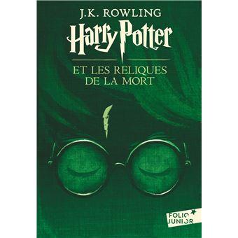 Harry PotterHarry Potter, VII : Harry Potter et les Reliques de la Mort