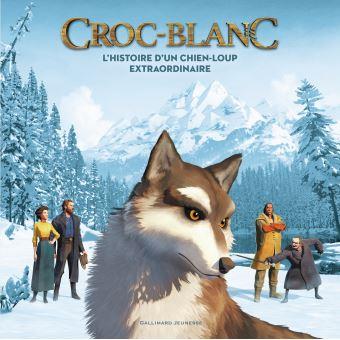 Croc-BlancL'histoire d'un chien-loup extraordinaire